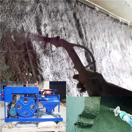 mortar plaster pump for sparying
