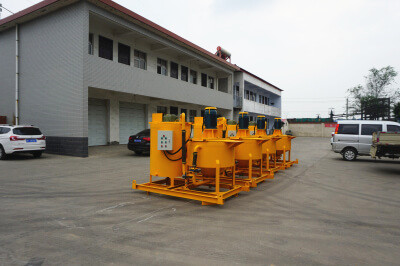 grout mixer unit price