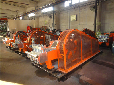 grouting pump factory
