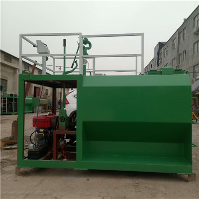 soil seeding machine