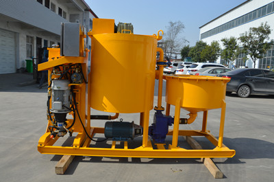 grouting mixing plant for sale