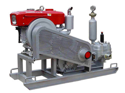 high pressure hydraulic grouting pump