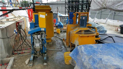 China grout mixer for sale