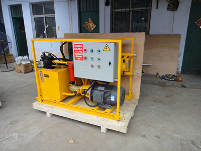 grout pump for Tunnel Boring Machine