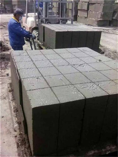 foam concrete block