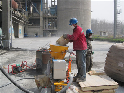 shotcrete machine China