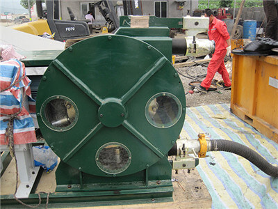 industrial hose  pump for mining