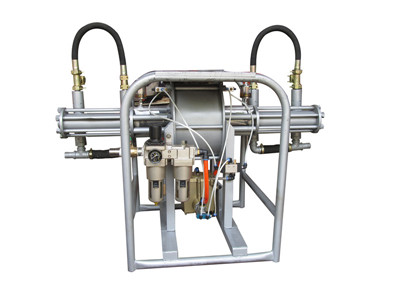 air operated grout pump