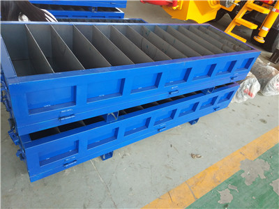 cellular lightweight concrete block mould