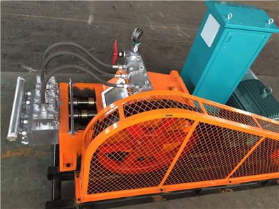 high pressure grouting pump