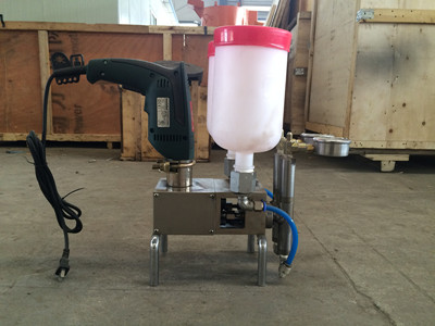 epoxy grout mixing machine