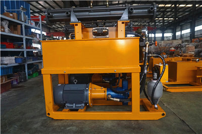 China hydraulic grout pumps