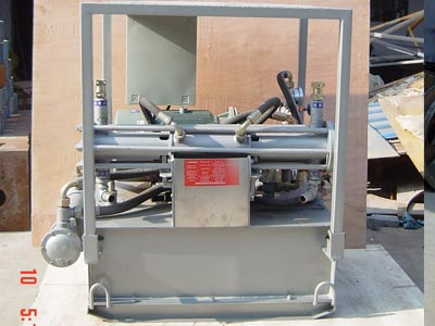 Dual Slurry Hydraulic Grouting Pump