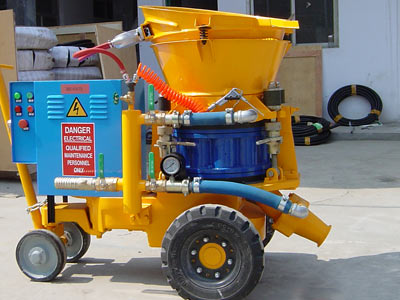 Dry-Mix Gunite Machine LZ-5