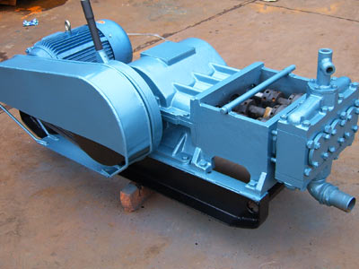 Grouting Pump Supply