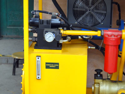 Grouting Pump Details