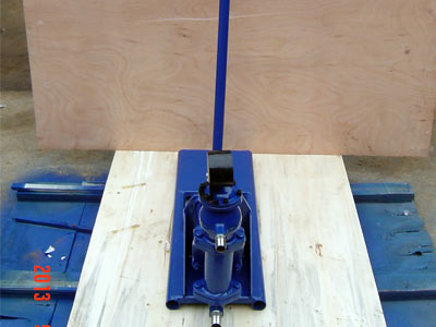 Small Grout Pump