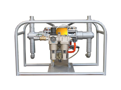 Pnuematic Grout Pumps