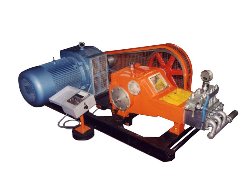 XPB-50 High Pressure Grouting Pump