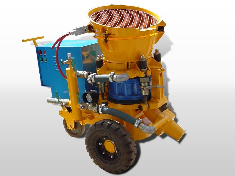 Dry-Mix Shotcrete Machine supplier