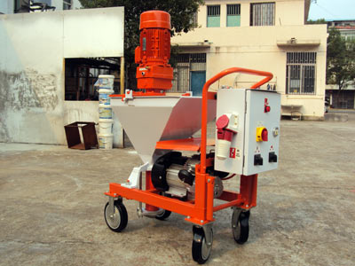 Plastering Machine supplier