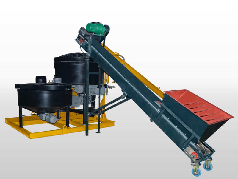 foaming cement machine for wall casting