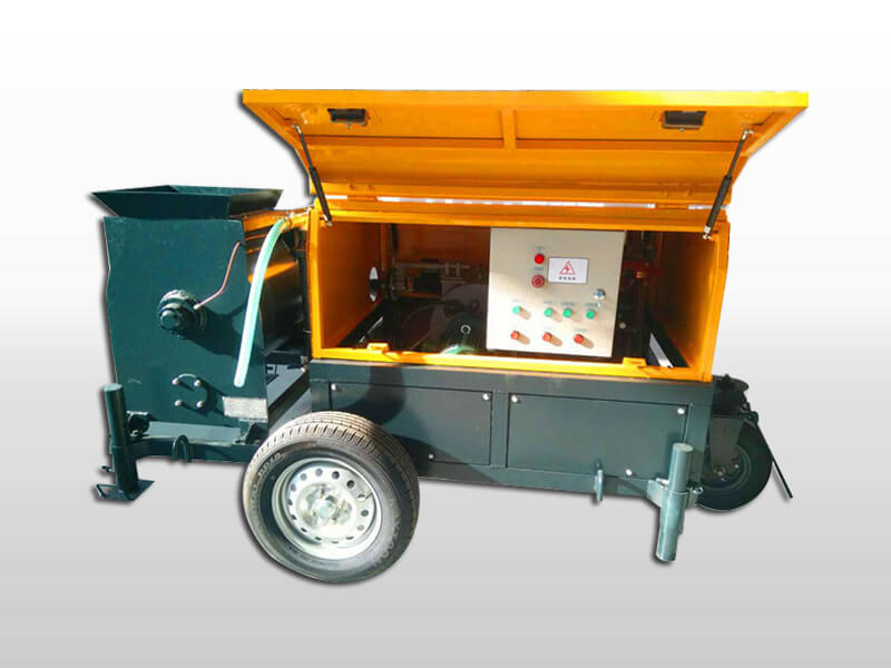 foam machine for roof insulation