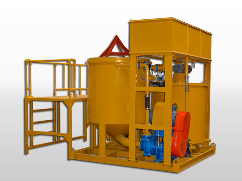 grout mixer for cement slurry