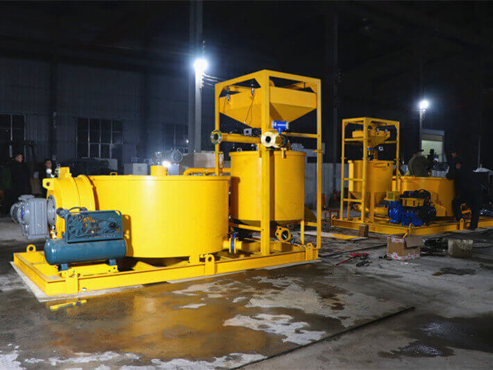 filling grout plant for sale