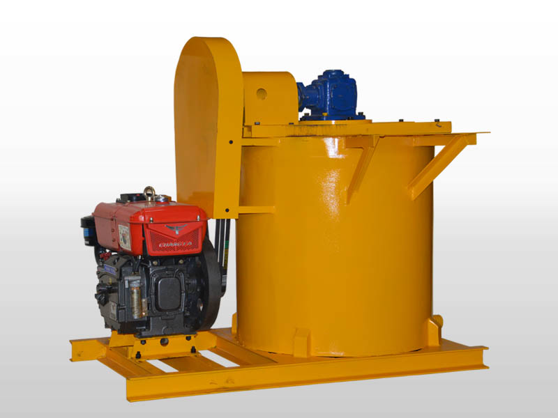high speed grout mixer
