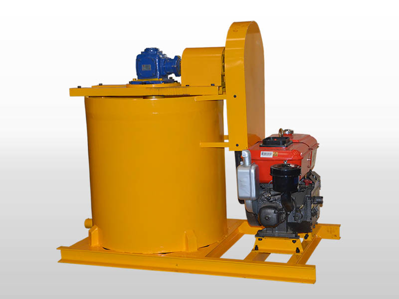 small cement mixer agitator