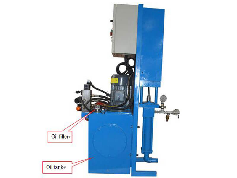 customized electric grouting pump details