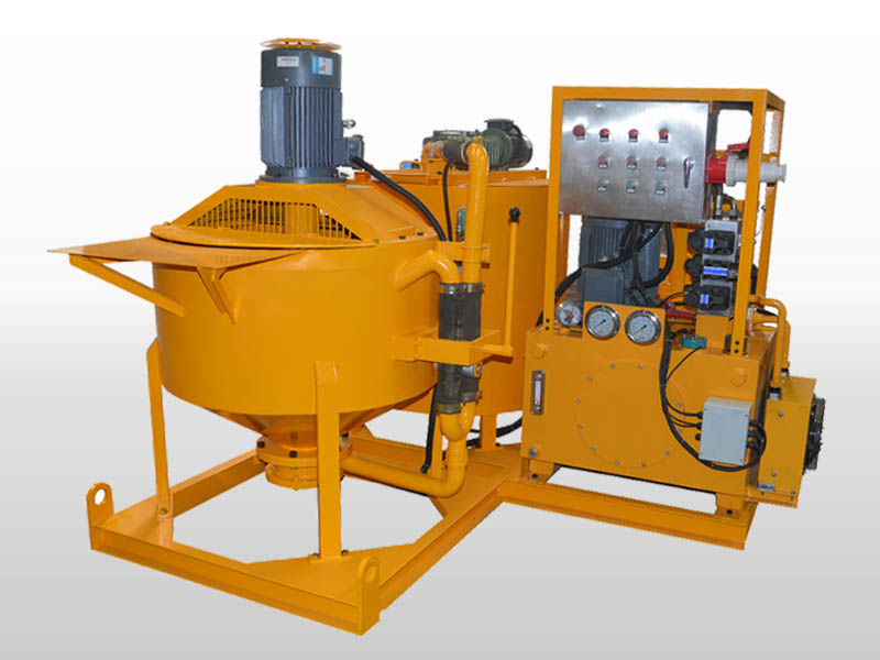 grout mixer and pump manufacturers