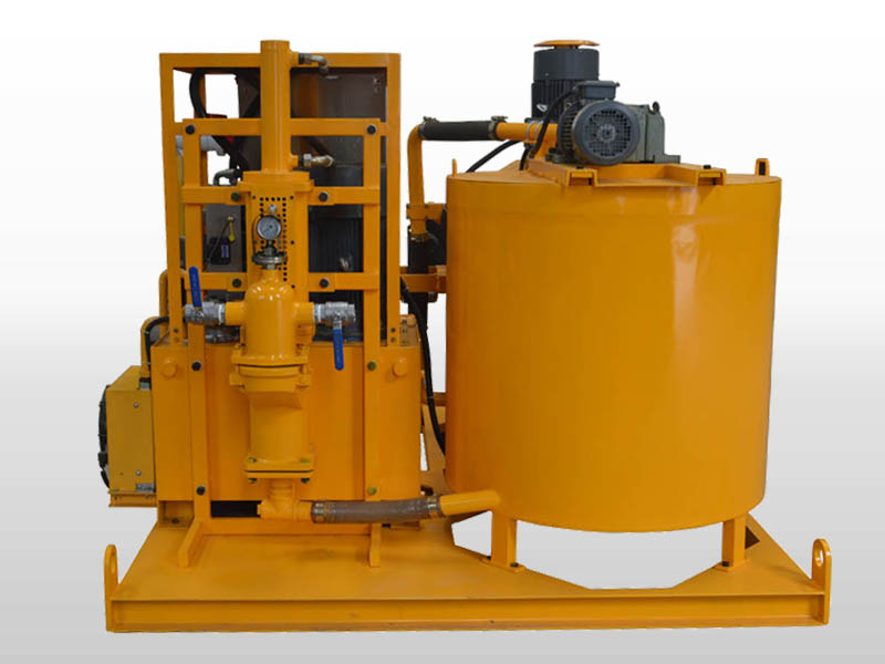 grouting pump and mixer from China