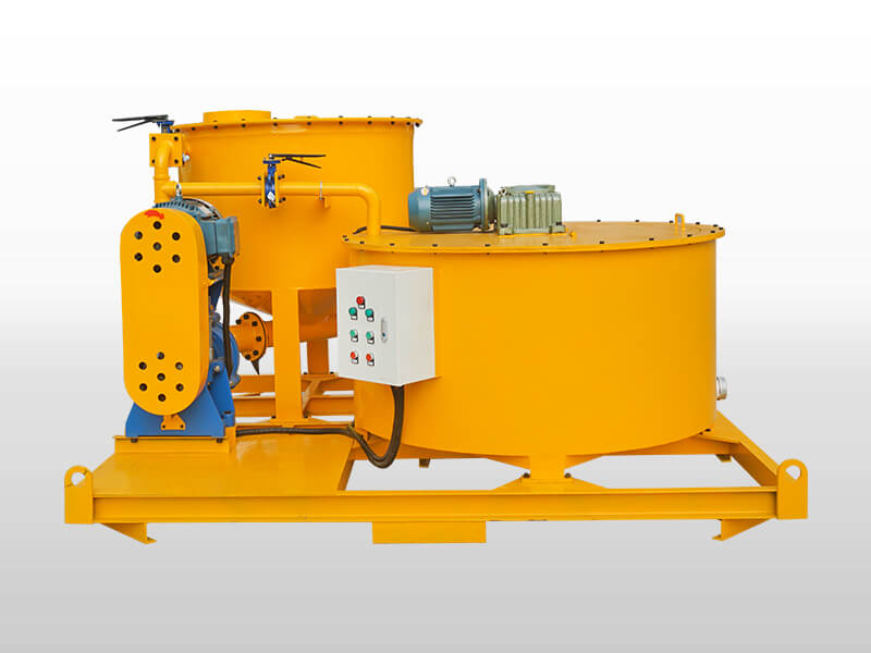 colloidal grout mixer agitator