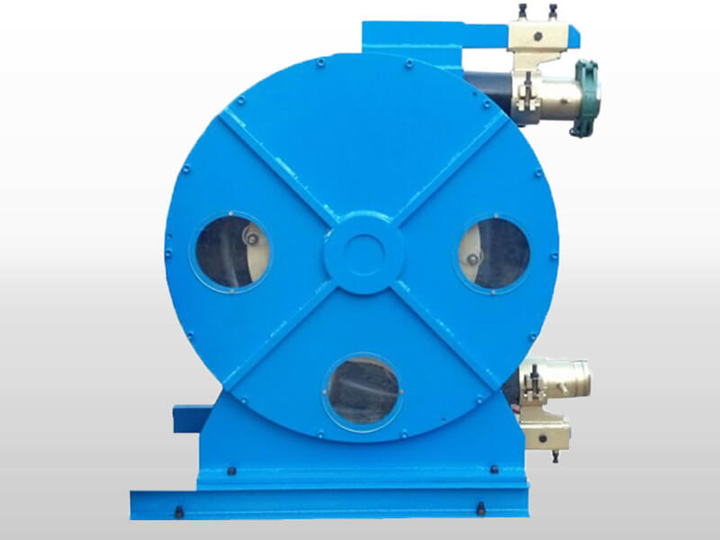 Industrial Peristaltic Pump for Pumping Foam Concrete