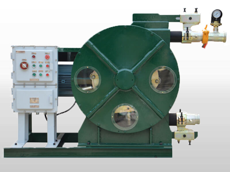 Peristaltic Pump for Pumping Oil Sludge