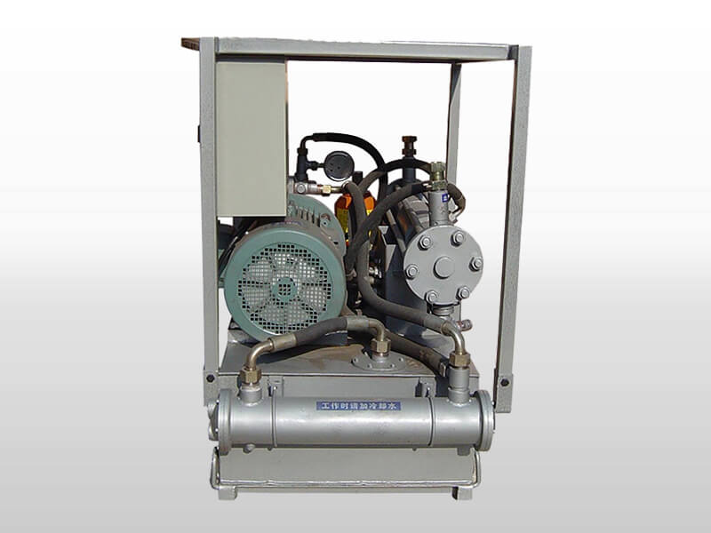 chemical grout pump