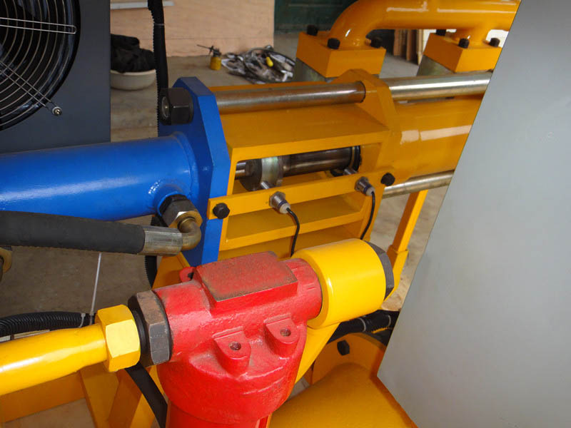 High Pressure Grouting Pump Details