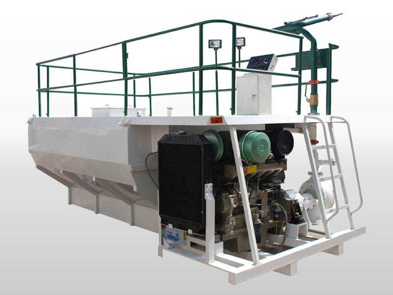 Soil Spraying Machine supplier