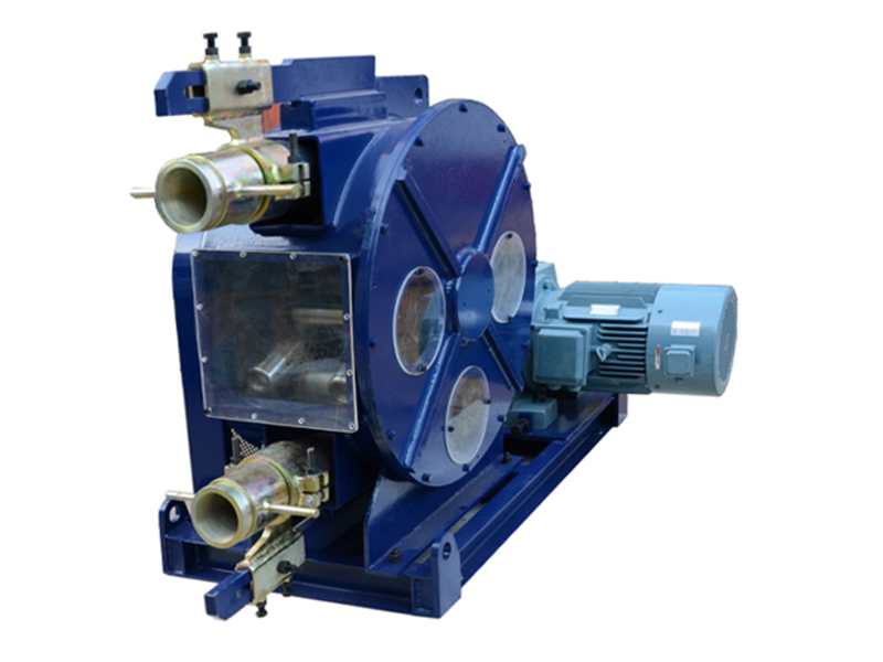 industrial hose pump for TBM