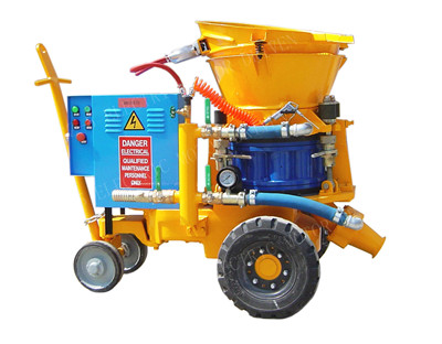 lz 5e shotcrete machine