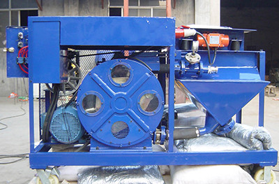 Peristaltic Squeeze Hose Pump for Mortar Spraying