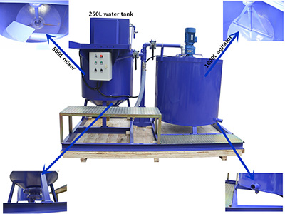 high-speed-grout-mixer