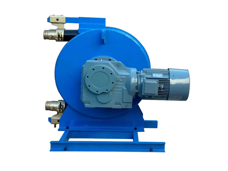 foam concrete hose pump