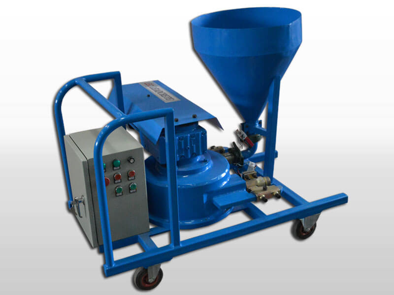 spraying machine for plaster