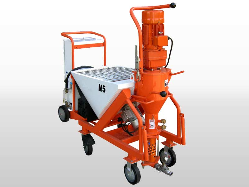 automatic plastering machine Supplier