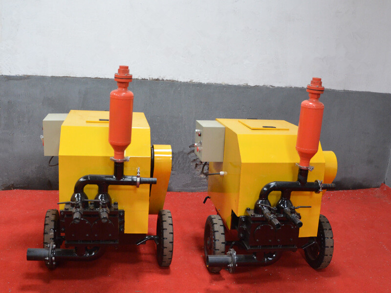 double piston spraying pump for sale