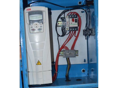 Variable Output with variable-frequency drive