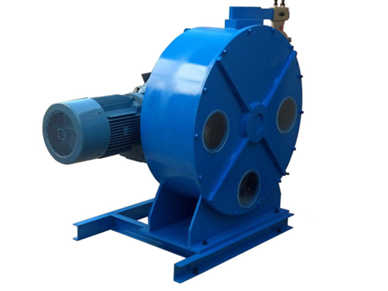 squeeze pump for foam concrete